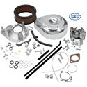 Picture of S & S Super E Carb Kit No Manifold, 92-99 Evolution Big Twin, # DS-0442