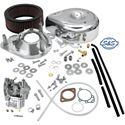 Picture of S & S Super E Carb Kit No Manifold, 84-91 Evolution Big Twin, # DS-0440