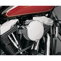 "Picture of HIGH PERFORMANCE 6"" DRAGTRON II AIR CLEANER, For 90-06 Big Twin, 88-06 XL (CV carbs) (Delphi EFI applications will require adapters PART #s 1010-0552 or 1010-0553; sold separately), PART# DS-289044"