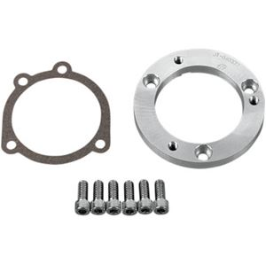 Picture of AIR CLEANER ADAPTERS, S&S E and G carburetor (vertical or horizontal), PART # 7807-0118
