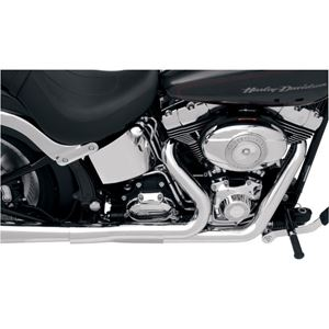 BASSANI, ROAD RAGE 2-INTO-1 SYSTEMS, BAFFLES, HEAT SHIELDS AND END CAPS,  Opt  chrome heat shields for PART #s 1800-0660, 1800-0832, Part # 1861-0392