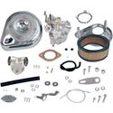 Picture of S & S Super E Carb Kit With Manifold, 91-03 XL, # DS-0409