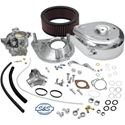 Picture of S & S Super E Carb Kit With Manifold, 86-90 XL, # DS-0408