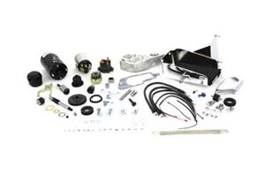 Picture of XL Sportster 1971-1978  - Black - Prestolite Starter - Electric Start Kit -Part#  32-0002